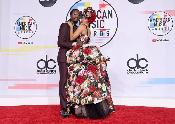 Music Award「2018 American Music Awards - Red Carpet」:写真・画像(3)[壁紙.com]