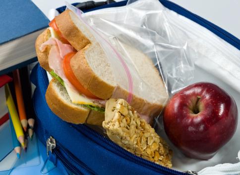 Zipper「Culinary close up of a packed school lunch」:スマホ壁紙(2)