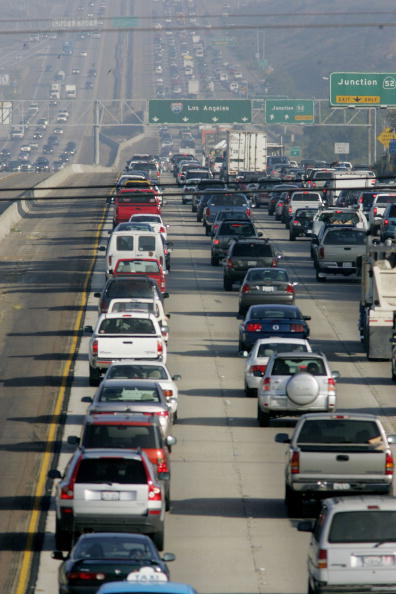 San Diego「Historic New California Law To Cap Greenhouse Gas Emissions」:写真・画像(12)[壁紙.com]