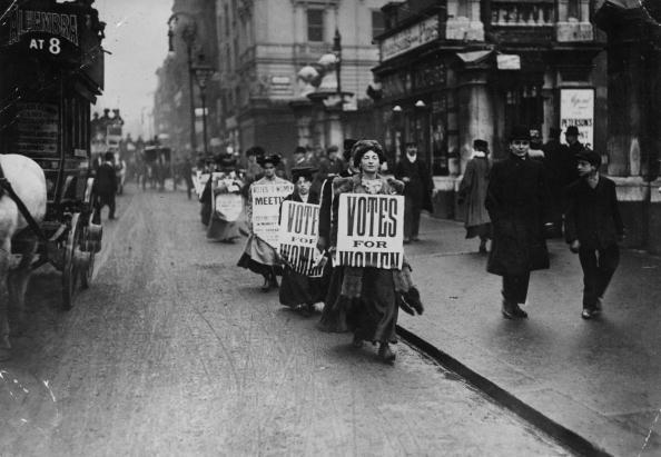 1900-1909「Votes For Women」:写真・画像(12)[壁紙.com]