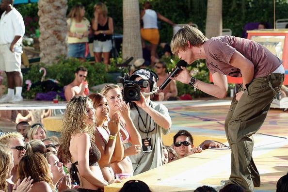 Bryan Haraway「MTV TRL's Summer On The Strip - Monday」:写真・画像(3)[壁紙.com]