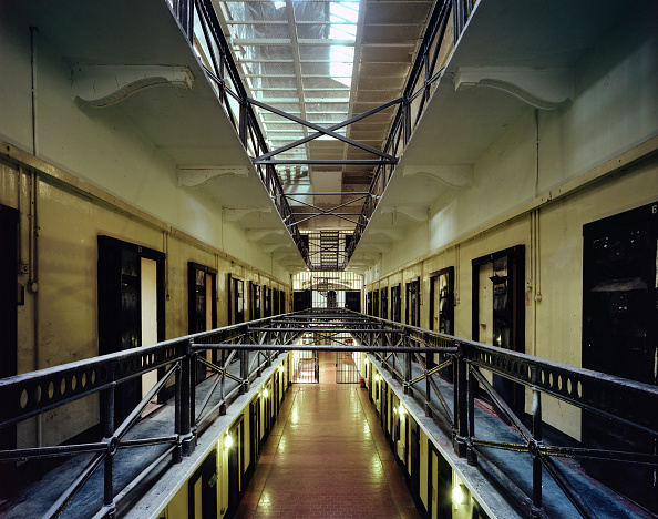 Home Interior「Crumlin Road prison, closed in 1996, now a museum in Belfast, Northern Ireland. Designed by Sir Charles Lanyon, built between 1843 and 1845  one of the most advanced prisons of its day」:写真・画像(16)[壁紙.com]