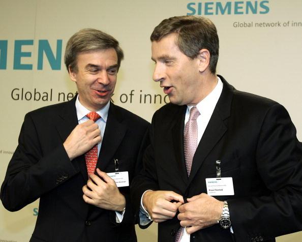 Making Money「Jahres-PK Siemens AG」:写真・画像(18)[壁紙.com]