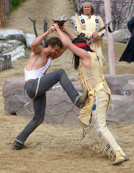 Christian Augustin「'Winnetou 1' Photo Rehearsal」:写真・画像(17)[壁紙.com]