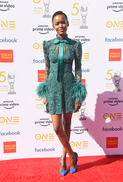 NAACP「50th NAACP Image Awards - Arrivals」:写真・画像(1)[壁紙.com]