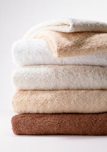 Stacking「Towel」:スマホ壁紙(17)