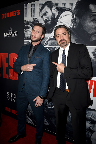 ベストオブ「Premiere Of STX Films' 'Den Of Thieves' - Red Carpet」:写真・画像(6)[壁紙.com]