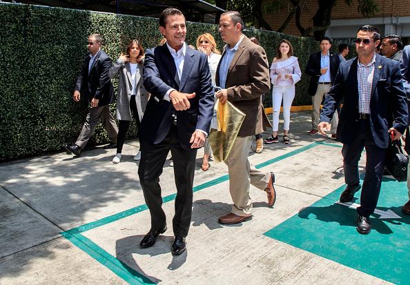 Enrique Pena Nieto「Presidential Elections Held In Mexico」:写真・画像(14)[壁紙.com]
