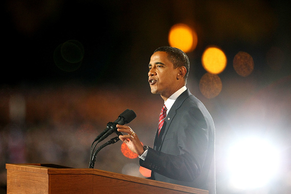 Success「Barack Obama Holds Election Night Gathering In Chicago's Grant Park」:写真・画像(0)[壁紙.com]