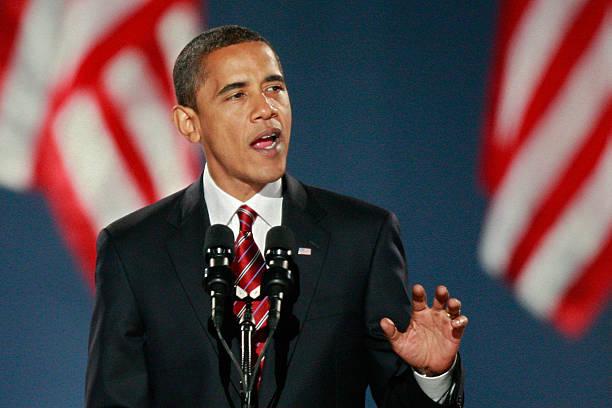 Barack Obama Holds Election Night Gathering In Chicago's Grant Park:ニュース(壁紙.com)