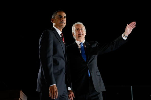 Gratitude「Barack Obama Holds Election Night Gathering In Chicago's Grant Park」:写真・画像(5)[壁紙.com]