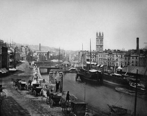 Commercial Dock「Bristol Harbour」:写真・画像(15)[壁紙.com]