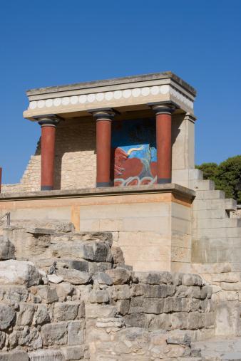Restoring「Greece, Crete, Knossos」:スマホ壁紙(6)