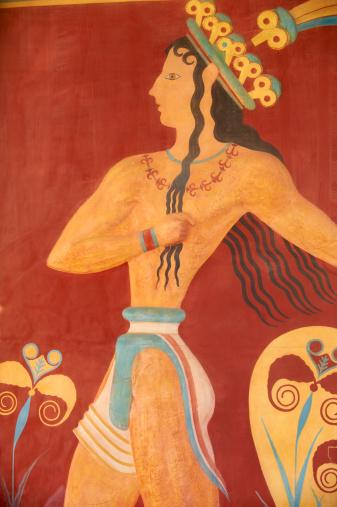 Crown - Headwear「Greece, Crete, archeological site of Knossos」:スマホ壁紙(8)