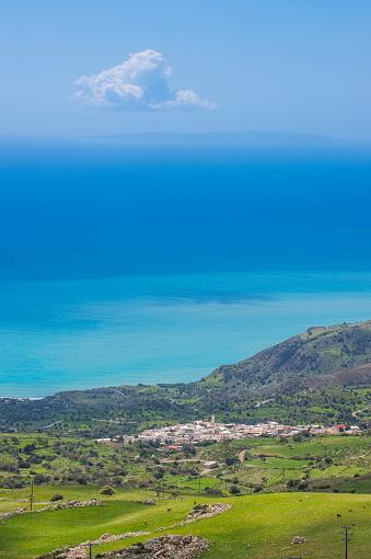 Aegean Sea「Greece, Crete, South Coast」:スマホ壁紙(8)