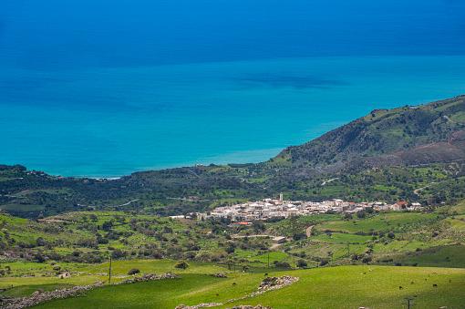 Aegean Sea「Greece, Crete, South Coast」:スマホ壁紙(0)