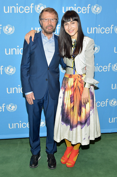 Bjorn Ulvaeus「UNICEF Launches The #IMAGINE Project To Celebrate The 25th Anniversary Of the Rights Of A Child」:写真・画像(4)[壁紙.com]