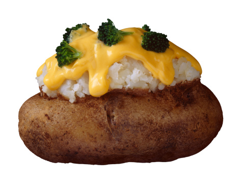 Baked Potato「Broccoli cheese potato」:スマホ壁紙(17)