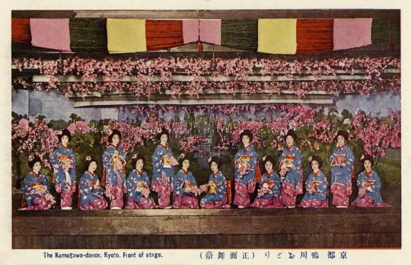 舞妓「Kamogawa dancers, Kyoto, Japan」:写真・画像(18)[壁紙.com]
