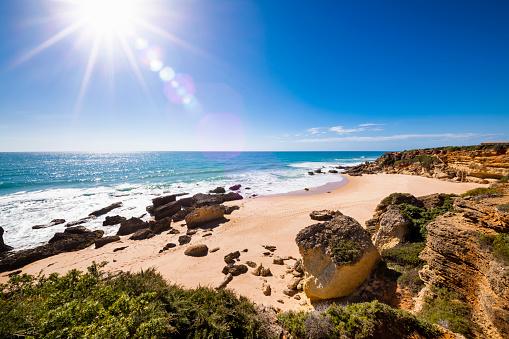 Clear Sky「Costa de la Luz beach」:スマホ壁紙(0)