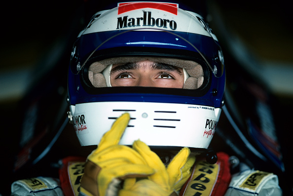 Japanese Formula One Grand Prix「Gianni Morbidelli, Grand Prix Of Japan」:写真・画像(16)[壁紙.com]