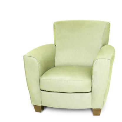 Armchair「Chair on White Background」:スマホ壁紙(14)
