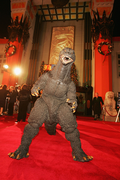 Godzilla「Los Angeles Premiere of 'Godzilla Final Wars'」:写真・画像(15)[壁紙.com]