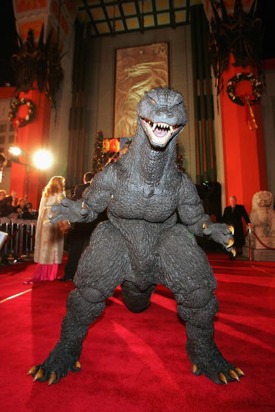 Godzilla「Los Angeles Premiere of 'Godzilla Final Wars'」:写真・画像(11)[壁紙.com]