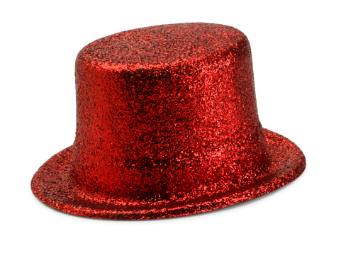 お正月「パーティの帽子」:スマホ壁紙(4)