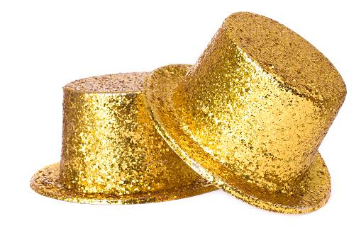 お正月「パーティの帽子」:スマホ壁紙(2)