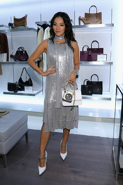 Silver Colored「Michael Kors Cheongdam Flagship Store Opening Cocktail Party」:写真・画像(14)[壁紙.com]
