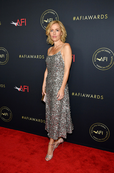Metallic Shoe「20th Annual AFI Awards - Arrivals」:写真・画像(5)[壁紙.com]