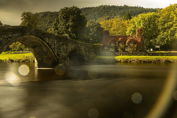 Color Image「Autumn Colours In Wales」:写真・画像(9)[壁紙.com]