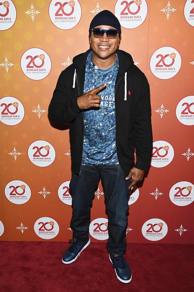 LL Cool J「Mohegan Sun's 20th Anniversary Ballroom Red Carpet After Party」:写真・画像(9)[壁紙.com]
