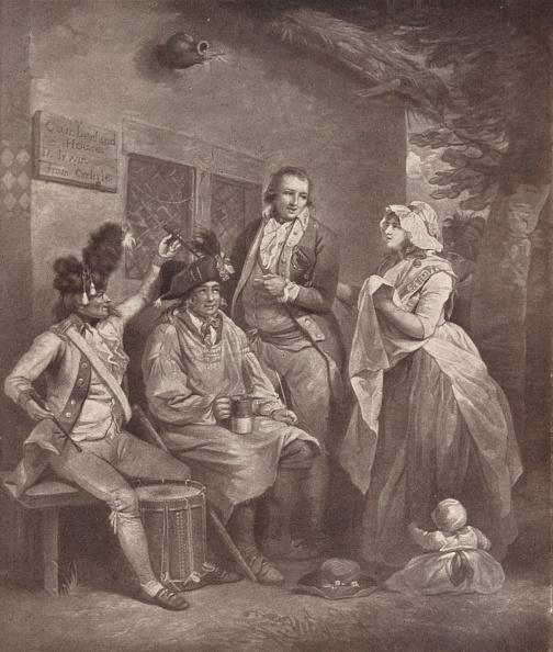 Affectionate「'Trepanning A Recruit', 1791 (1909)」:写真・画像(13)[壁紙.com]