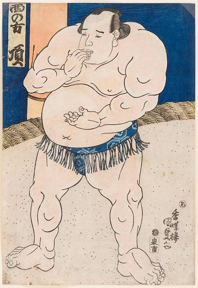 Tradition「Sumo Wrestler Itadaki」:写真・画像(12)[壁紙.com]