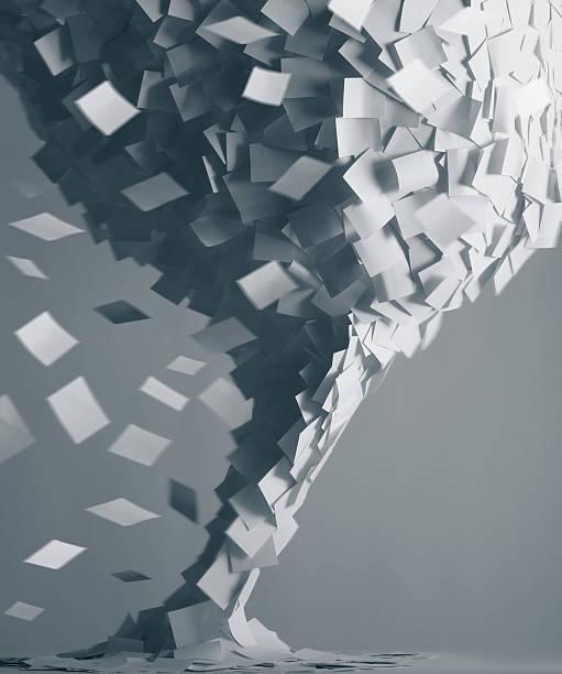 Paper tornado:スマホ壁紙(壁紙.com)