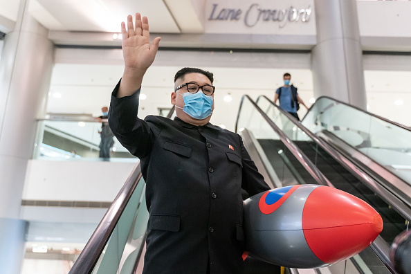Kim Jong-Un「Anti-Government Protests Continue In Hong Kong Amid The Coronavirus Pandemic」:写真・画像(17)[壁紙.com]