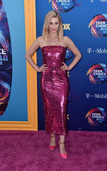 Fox Photos「FOX's Teen Choice Awards 2018 - Arrivals」:写真・画像(12)[壁紙.com]