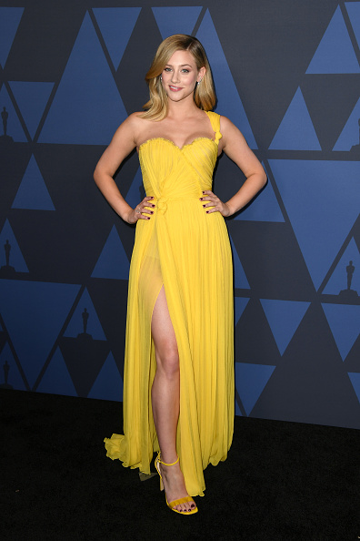 Yellow「Academy Of Motion Picture Arts And Sciences' 11th Annual Governors Awards - Arrivals」:写真・画像(11)[壁紙.com]