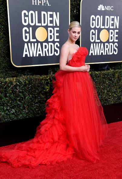 Lili Reinhart「76th Annual Golden Globe Awards - Arrivals」:写真・画像(9)[壁紙.com]