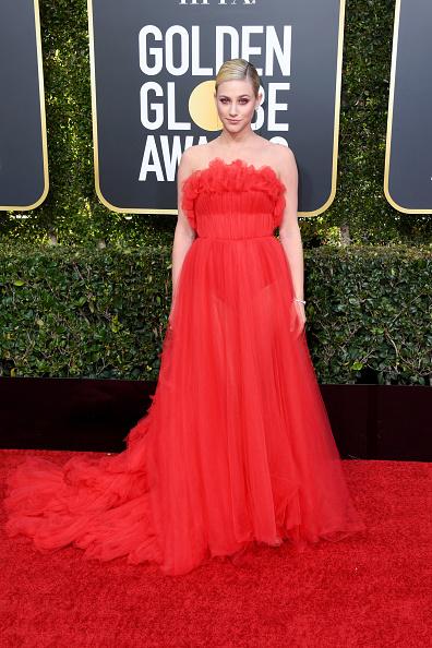 Lili Reinhart「76th Annual Golden Globe Awards - Arrivals」:写真・画像(11)[壁紙.com]