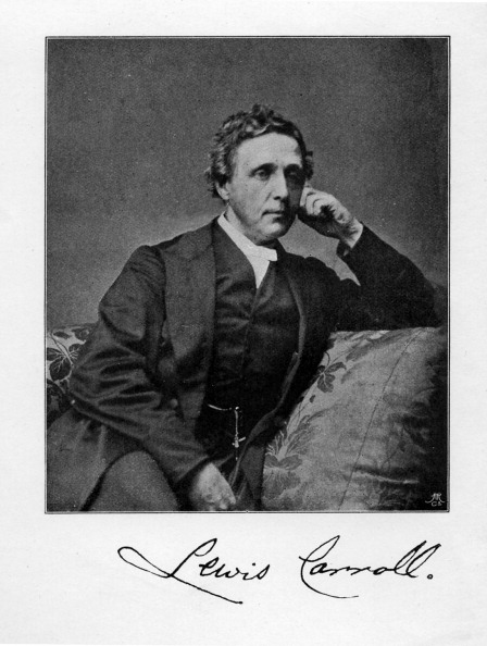 Writing「Lewis Carroll - portrait」:写真・画像(0)[壁紙.com]