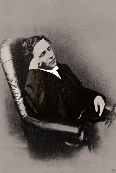 作家「Lewis Carroll - portrait」:写真・画像(15)[壁紙.com]