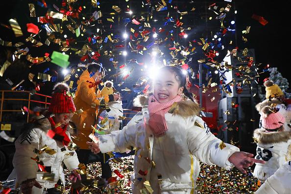 お祭り「Beijing Countdown To The New Year 2020」:写真・画像(2)[壁紙.com]