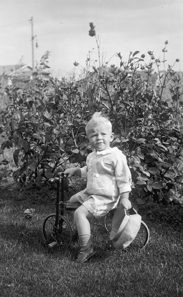 Children Only「Young Boy On Tricycle」:写真・画像(8)[壁紙.com]