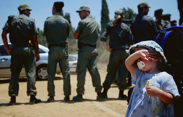 Focus On Foreground「Israel Seals Off Gaza Settlements」:写真・画像(0)[壁紙.com]
