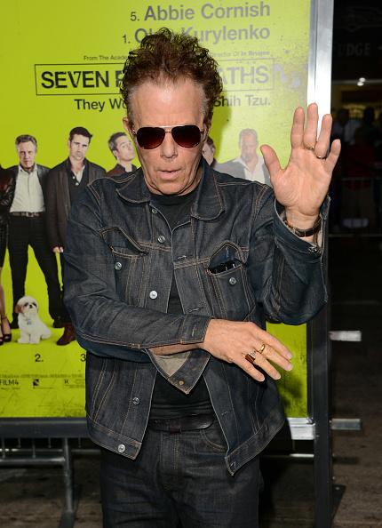 トム ウェイツ「Premiere Of CBS Films' 'Seven Psychopaths' - Arrivals」:写真・画像(18)[壁紙.com]