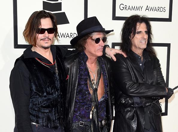 Hollywood - California「The 58th GRAMMY Awards - Arrivals」:写真・画像(2)[壁紙.com]