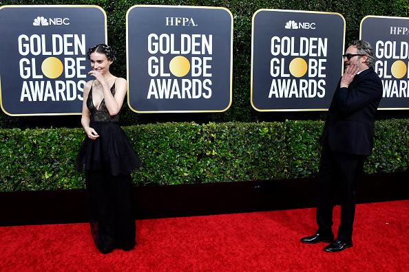 Rooney Mara「77th Annual Golden Globe Awards - Arrivals」:写真・画像(14)[壁紙.com]